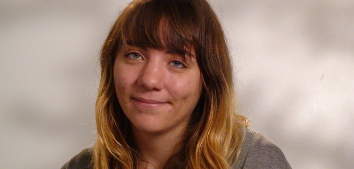 MSc Best Thesis Prize winner, Karen Hargrave