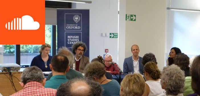 Refugee Week 2015 Panel Discussion podcast