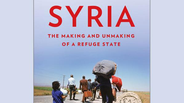Campaign for the american reader highlights syria the making and unmaking of a refuge state