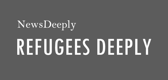 Refugees deeply logo