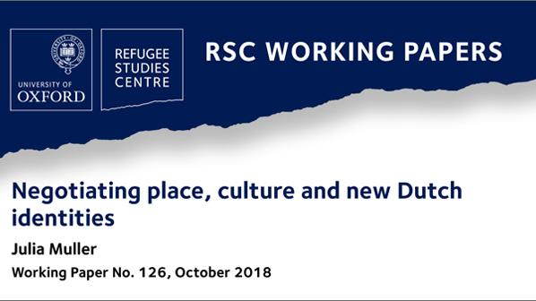 Negotiating place culture and new dutch identities a new rsc working paper