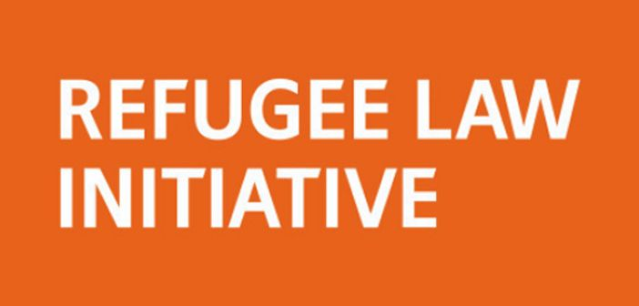 Refugee law initiative