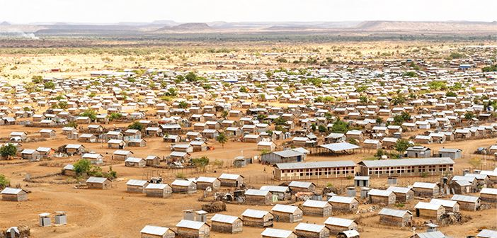 Melkadida refugee camp