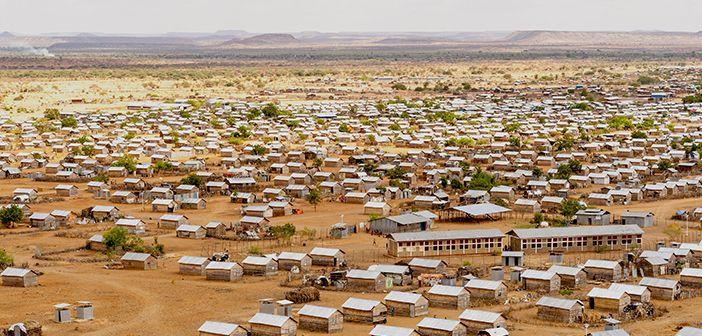 Bokolmanyo refugee camp, Ethiopia