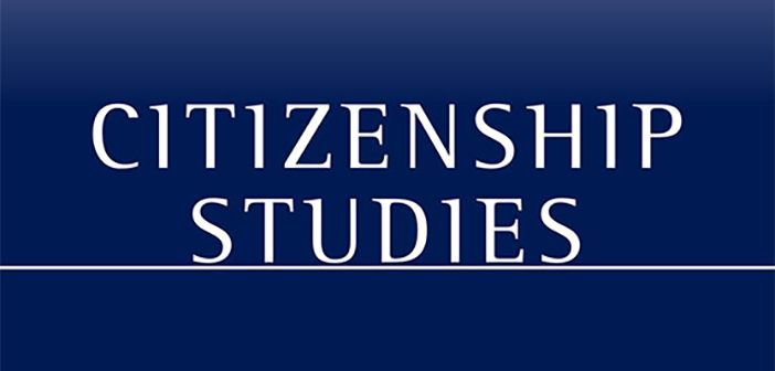 Citizenship Studies logo