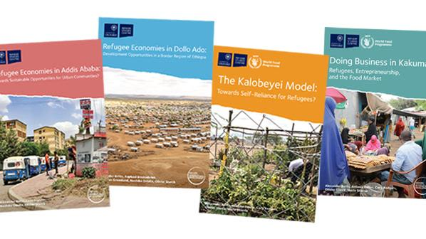 New reports from the refugee economies programme on research in ethiopia and kenya
