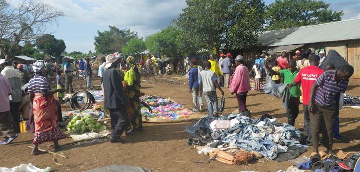 Kagoma weekly market uganda