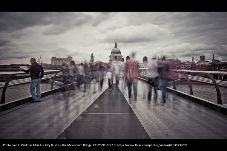 2019 02 12_human enhancement and social welfarism_credt vaidotas miseikis city bustle the millenium bridge_cc by nc nd 2.0