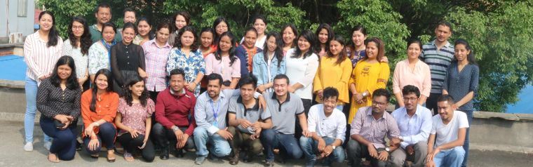 Oxford University Clinical Research Unit Nepal Researchers