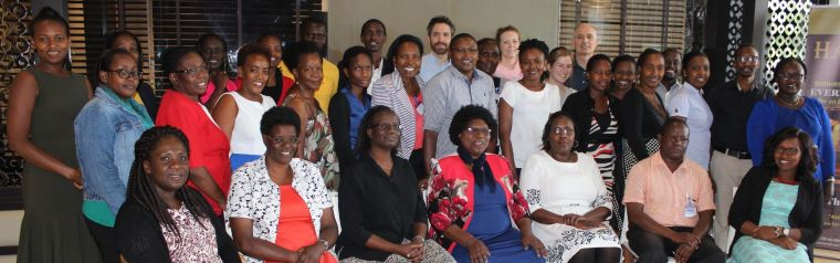 Photo of Health Services that Deliver for Newborns (HSDN) work group