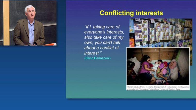Andy Oxman public lecture 2014