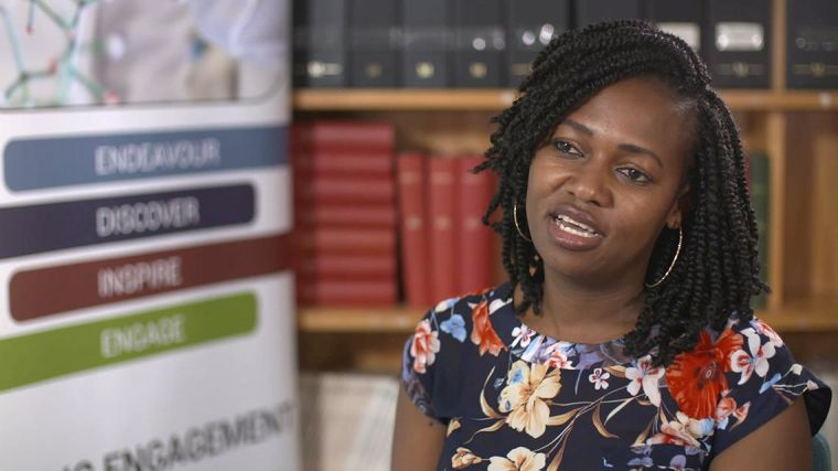 Jacinta nzinga understanding nurses2019 work to care for sick newborns