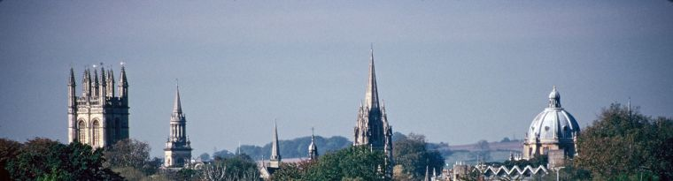 Oxford Sky Line