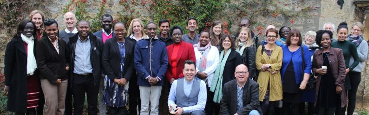 Group photo of Health Systems Collaborative team