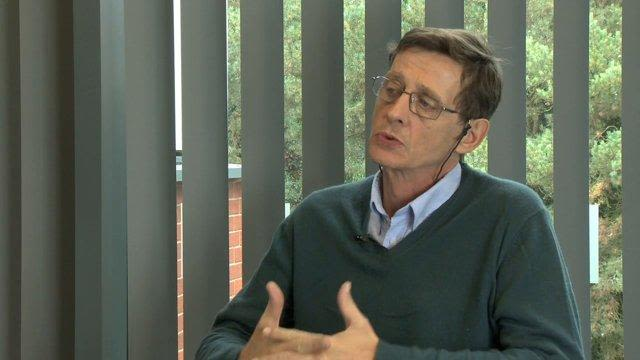 Francois nosten between research and humanitarian