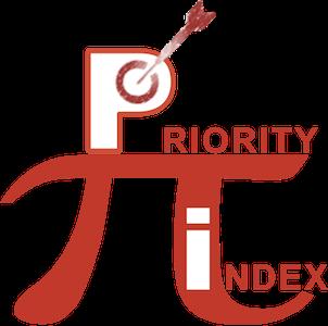 Priority index logo