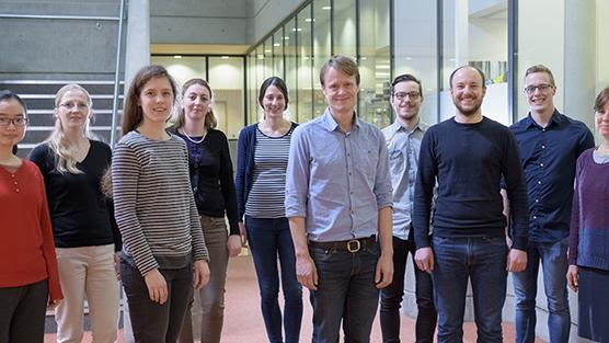 Mads gyrd hansen awarded wellcome trust senior research fellowship renewal