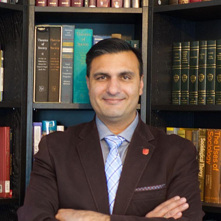Ali R. Chaudhary