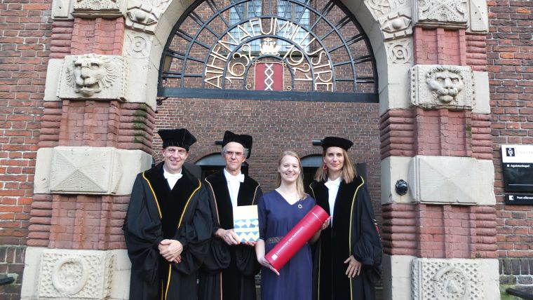 Katharina natter defends phd dissertation on the role of political regimes in immigration policymaking