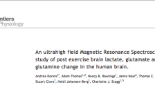 Published Paper: Frontiers in Physiology