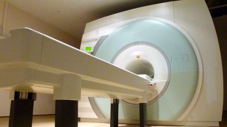 MRI scanner based at FMRIB building
