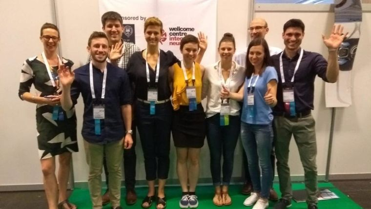 Finalists of the WIN organised Magnetic Moments competition