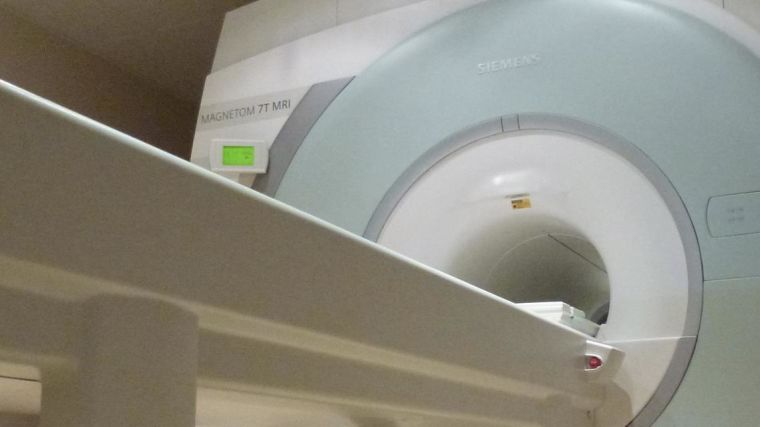 7 Tesla MRI scanner