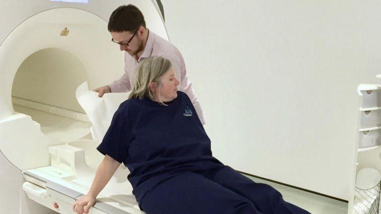 OHBA 3 Tesla Human MRI Scanner