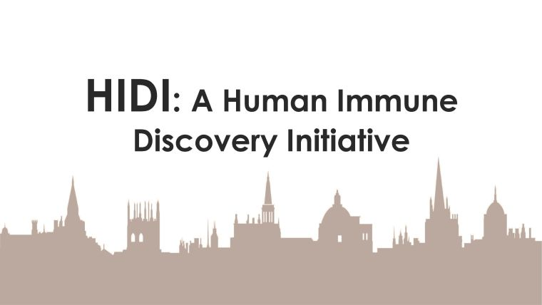 Learn more about the Human Immune Discovery Initiative (HIDI) and how it can support your research. Join us for an afternoon of talks from researchers who have successfully applied for funding from the HIDI Internal Fund to collaborate with HIDI Discovery Platforms.