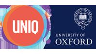 The UNIQ-University of Oxford logos