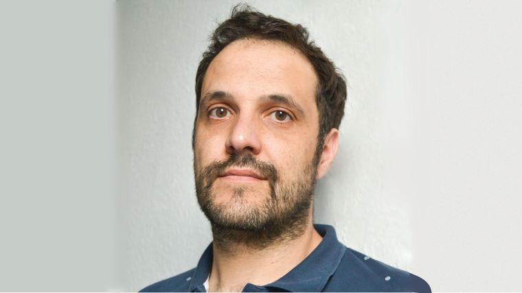 A headshot profile photo of Pedro Moura Alves