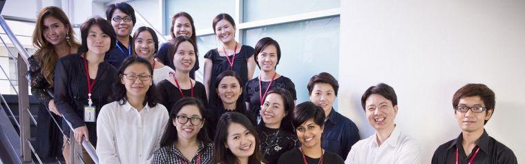 MORU Microbiology team, led by Professor Direk Limmathurotsakul