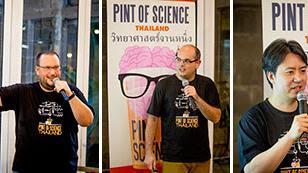 Cheers bangkok hosts seas 1st pint of science festival