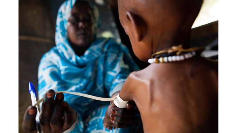Antimalarial treatments less effective in severely malnourished children