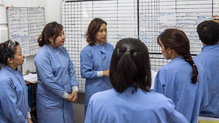 Located in Vientiane, the main objective of the Lao-Oxford-Mahosot Hospital-Wellcome Trust Research Unit (LOMWRU) is to conduct clinical research on diseases of public health importance, to contribute directly to health improvement in Laos and similar communities with little health information across Asia.