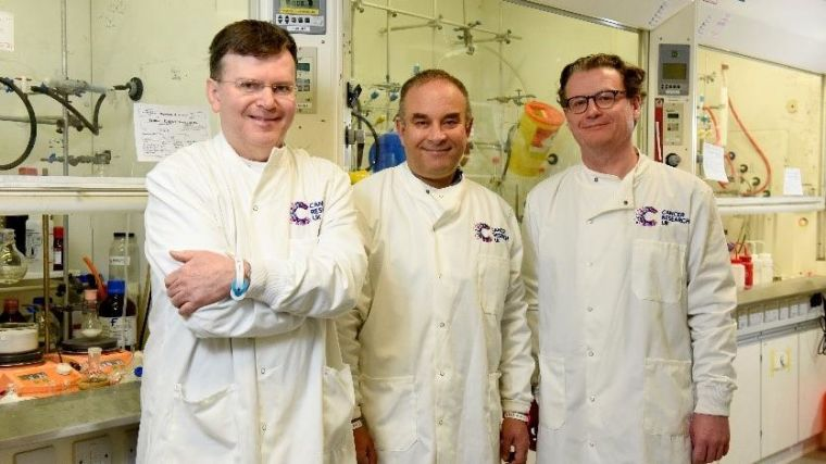 Peter mchugh awarded cruk grant to investigate how cancel cells resist treatment