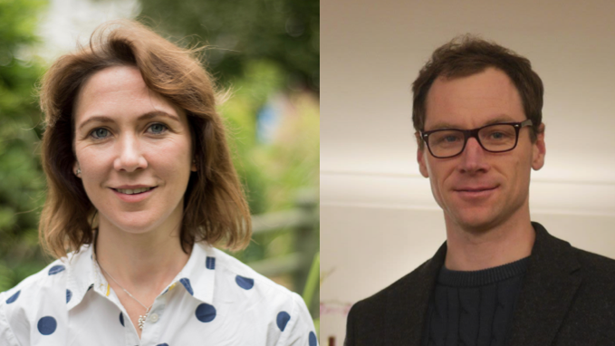 Academic distinctions for rebeccah slater and eugene duff