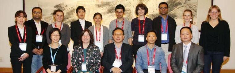 Group photo at CSI annual meeting