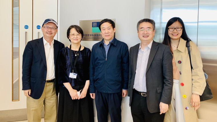 Chinese embassy visit june 2019