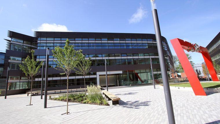 Image of Oxford Big Data Institute