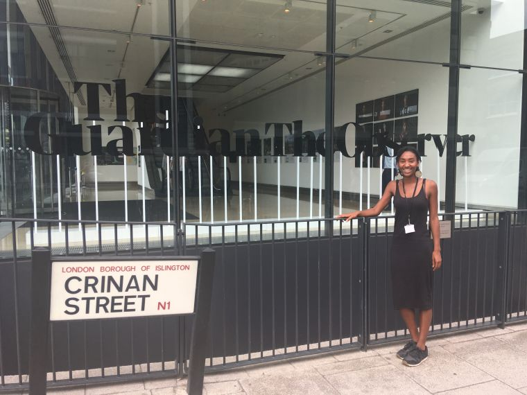 From the lab bench to the newsroom my experience at the guardian