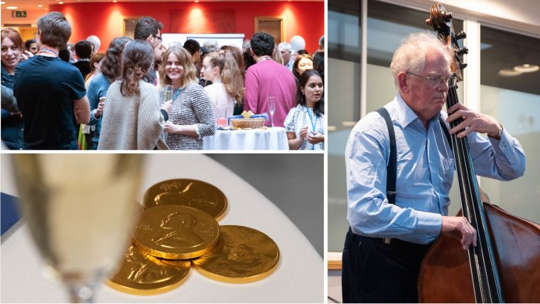 Nobel Prize party