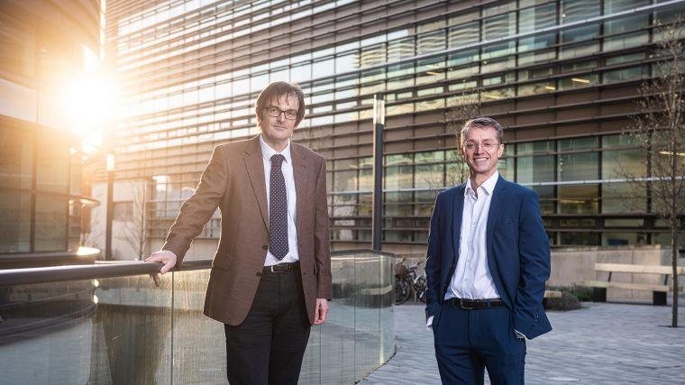 Martin Landray and Peter Horby