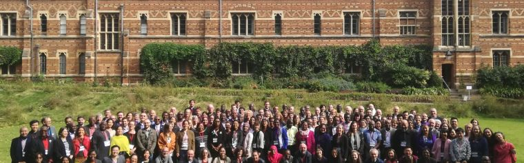 Group photo of MQPH 2018 participants