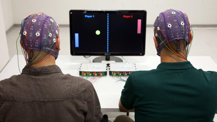 Laboratory of Neuroelectric Imaging and Brain-Computer Interfaces. Photo credit: FSL - Laboratorio di Interfacce Cervello-Computer - 22 https://www.flickr.com/photos/fondazionesantalucia/24680020532/in/photostream/, Fondazione Santa Lucia. CC BY-NC-SA 2.0. https://creativecommons.org/licenses/by-nc-sa/2.0/