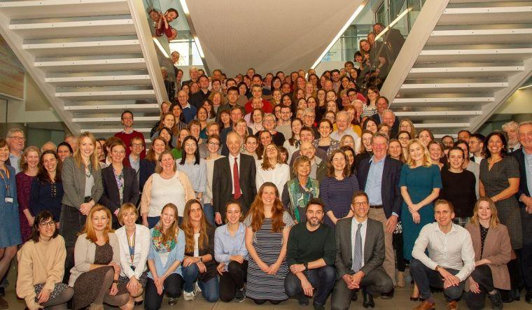 Team members in the Department of Psychiatry - Away Day image