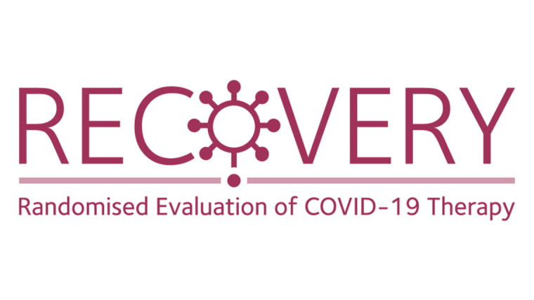 Recovery trial logo