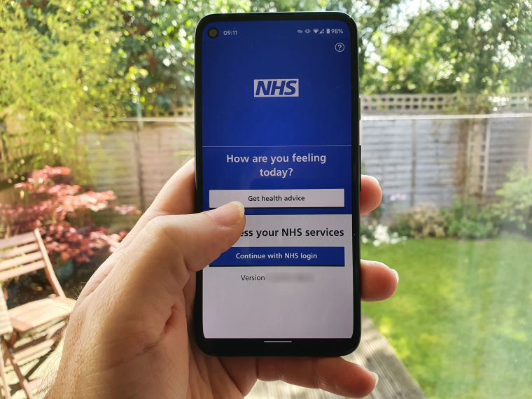 Evaluating the national rollout of the NHS App in England