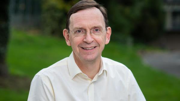 Image of Professor Martin Maiden