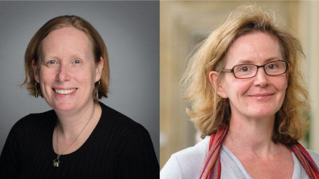 Profile picture of Sara Shaw and Esther Williamson